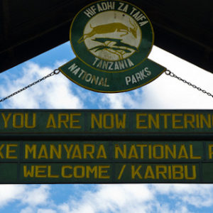 Getting To Manyara National Park